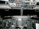 Boeing 737 classic cockpit
