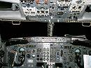 Boeing 737 classic cockpit