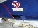 Boeing 737 ram air inlet