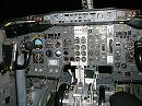 Boeing 737 analogue cockpit