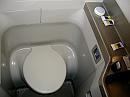 Boeing 737 toilet
