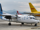 Fokker F-27-500 Friendship I-MLXT)