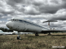 Ilyushin Il-62 airliner