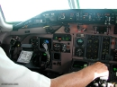 MD-81 cockpit