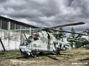 Mil Mi-24 Hind Helicopter