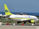 Mistral Air Boeing 737-300 EI-DUS