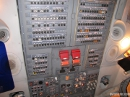 Airbus A300 overhead panel