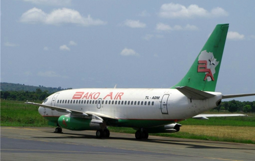 boeing 737-200 aircraft