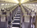 boeing 737 passenger cabin seating