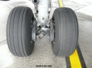 Boeing 737 nose-wheel