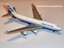Boeing 747 diecast model hobby plane