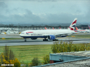 British Airways Boeing 777 London Gatwick