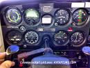 Cessna 152 cockpit image