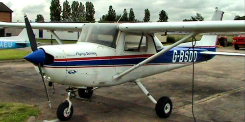 Cessna 152 aeroplane