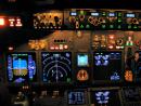 Cockpit 737