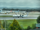 Flybe Dash 8-Q400 at LGW EGKK