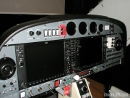 Diamond aircraft simulator