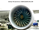 Boeing 787 Dreamliner engine
