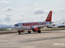 EasyJet Airbus A319 airplane
