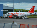 Easyjet G-EZDJ Luton Airport