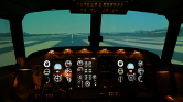Flight sim