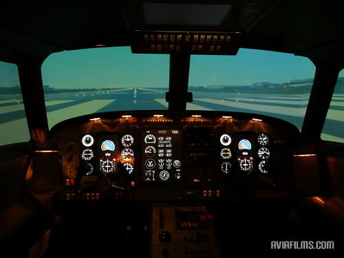 Flightsim FNPT 2