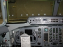Fokker F-50 captains panel