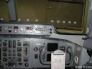 Fokker F-50 copilots panel