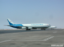 Il-86 pulkovo airlines RA-86106