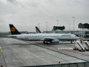 Lufthansa Airbus A321 spotting