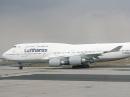 Lufthansa Boeing 747 photo