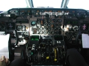 MD-83 cockpit picture