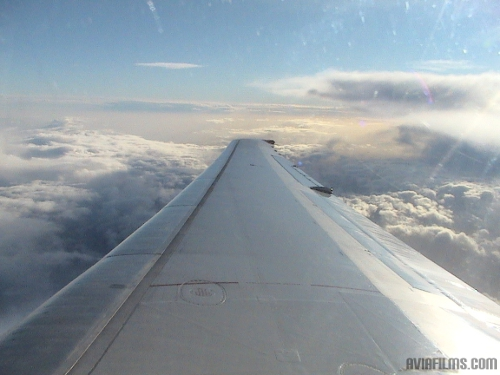 MD-80 wing