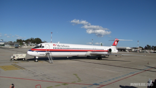 McDonnell Douglas MD-82