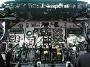 MD-83 cockpit
