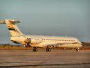 MD-87 aircraft