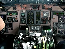 MD-81 flight deck