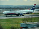 US Airways A330 from London Gatwick