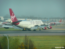 Virgin Atlantic Airlines Boeing 747 Gatwick