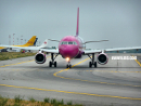 Wizzair aircraft spotting photo