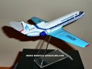 Yak-40 airplane model