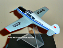 Yak-18 model plane hobby kit